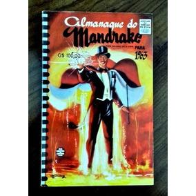Almanaque Do Mandrake 1963 (rge) - Estado De Banca