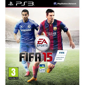 Fifa 15 Ps3 Psn Midia Digital Envio Imediato