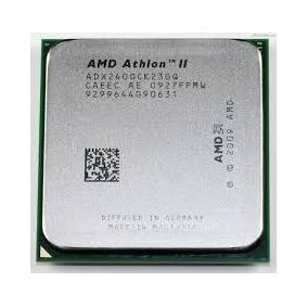Processador Amd Soquete Am2+ / Am3 Athlon Ii X2 240 2.8 Ghz