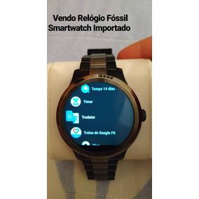 Relógio Fossil Q Founder Smart 100% Original