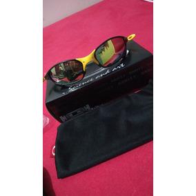 69464eb7c6ab6 Oakley Juliet X Metal Carbon - Óculos no Mercado Livre Brasil