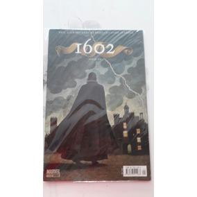 Coleção 3 Volumes Gibi Marvel 1602 Com Brinde