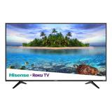 Smart Tv Pantalla Hisense Led 4k 55 Pulgadas Con Roku Oferta