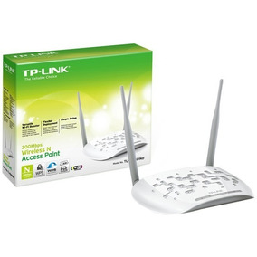 Access Point Tp-link Tl-wa801nd N300 Mbps 2 Antenas 5 Dbi