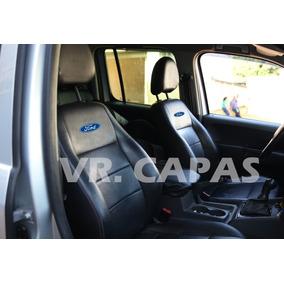 Jogo Capa Banco 100% Couro Courvin Ecosport 2005 A 2011