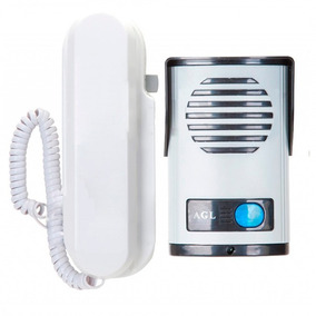 Interfone Kit Porteiro Eletronico Agl P10