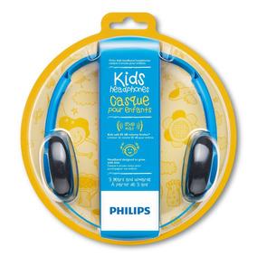 Headphone Philips Kids Ideal Para Crianças Shk1000