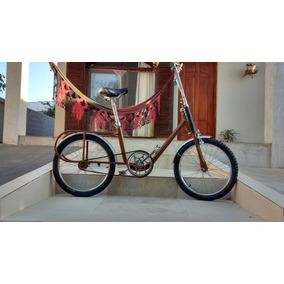 Bicicleta Antiga, Caloi Berlineta 75, Reformada, Pronta!