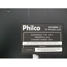 (5878) Principal Philco Ph32d Cod.: Gh-msd209gl-m1