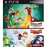 Rayman Legends + Rayman Origins ~ Ps3 Digital Español