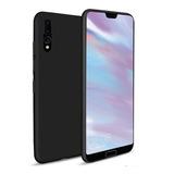Funda Slim + Mica Huawei Nova 3, P20 Lite, Y9 2019, P30 Lite
