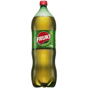 Refrigerante Fruki 2l Guaraná Fardo 1x6 Unidades Pet