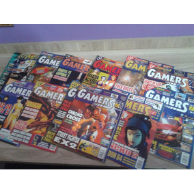 Revista Gamers Vários Números