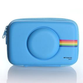 Estuche Eva Para Cámara Instantánea Polaroid Snap - Blue
