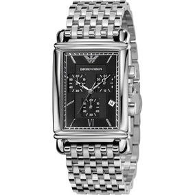 8dd080a4758 Relógio Empório Armani Ar 0299 - Relógios no Mercado Livre Brasil