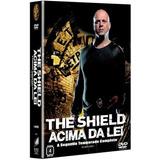 The Shield Acima Da Lei A Segunda Temporada Completa 4 Dvds