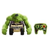 Vengadores: Xpv Marvel-rc Hulk Smash Vehículos De Juguete