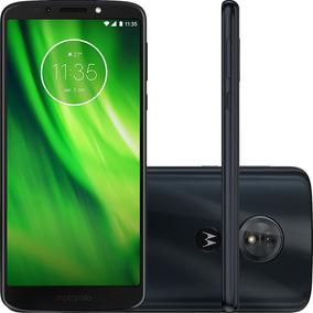 Smartphone Motorola Moto G6 Play, 4g Android 8.0 32gb Câmera
