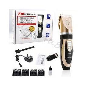 Máquina De Afeitar Inalambrica Recargable Profesional