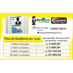 75f02188b9 Bandeirolas Para Campanha Politica - Outros no Mercado Livre Brasil