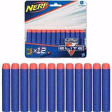 Repuesto 12 Dardos Nerf N-strike Elite Hasbro Mundo Manias