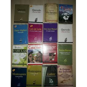 Coleção Com 15 Livros Pensamento Universal/filosofia
