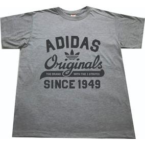 Camisetas Algodon Adidas - Ropa y Accesorios en Mercado Libre Colombia 22faa22cba6