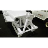 Jeep Willys Body Crawler Hobby Modelismo 4x4 Rc Escala 1/10