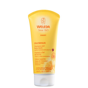 Weleda Baby Calêndula - Shampoo E Sabonete 200ml