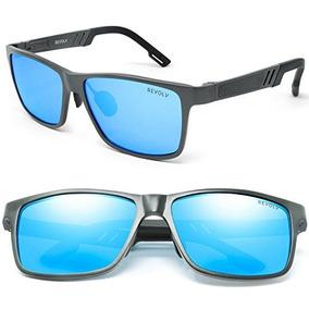 Gafas De Sol Retro Polarizadas Para Hombre De Wayfarer Con M 26d1941ab441