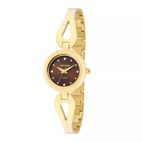 a92e17d06ca Leilo Relogio Technos Luxor Folheado - Joias e Relógios no Mercado ...
