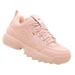 227342cc281 Tênis Sneaker Fila Disruptor Homem Mulher Frete Grátis Ofert