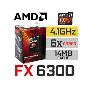 Amd Fx6300 Am3+