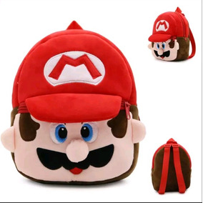 Mochila Infantil Personagens Escolar Mario Melody Sweets