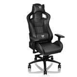 Cadeira Gamer Tt Esports Xf100/black/fit Size/4d/75mm Gc-xfs
