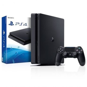 Ps4 Slim 1tb Playstation Sony Bivolt Nota Fiscal Garantia