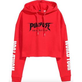 Purpose Tour Justin Bieber Crop.