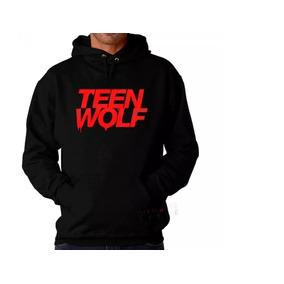 1ea891e2cc9ff Blusa De Frio Teen Wolf Mccall - Calçados, Roupas e Bolsas Preto no ...