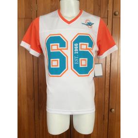 Jersey Miami Dolphins Est. 1966 Nfl Team Apparel 2017 70d38010231