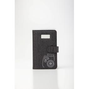 Fujifilm Álbum Tela Negro P/108 Fotos Instax Mini