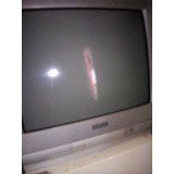 Televisor 21 Pulgadas A Color Muy Nuevo Con Control Remoto