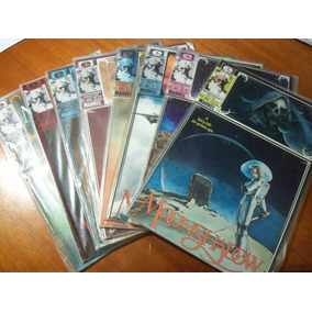Moonshadow (ms) N°s 1,3,4,5,9,10,11,12 (epic Marvel - 1985)