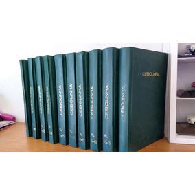 Gibis Cebolinha Encadernados 10 Volumes Edições ( 01 A 50)