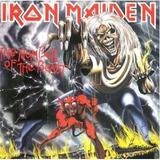 Vinilo Iron Maiden (the Number Of The Beast) Sellado (vinilo