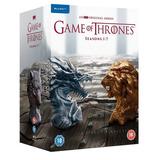 Game Of Thrones Temporadas 1 A 7 Blu-ray