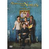Nosotros Los Nobles Luis Gerardo Mendez Pelicula Dvd