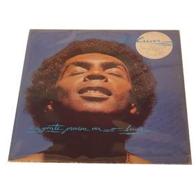 Lp Vinil Gilberto Gil Luar 1981 /