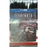 Blu-ray Terremoto 3d + 2d