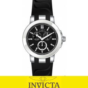Reloj Suizo Invicta Ceramic 22207 De Hombre Casual Elegante