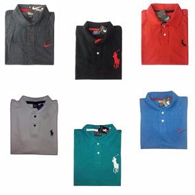 521f0587c09c1 Kit 3 Camisas Camiseta Polo Preço De Atacado Promoção Barato ...